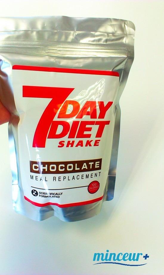 7 DAY DIET SHAKE